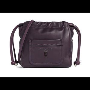 Marc Jacobs Tied Up Cross Body Bag, Dark Violet